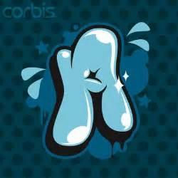 design graffiti letter a