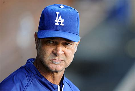 Don Mattingly Pictures by Dodgers News Don Mattingly Will Return For Next Season