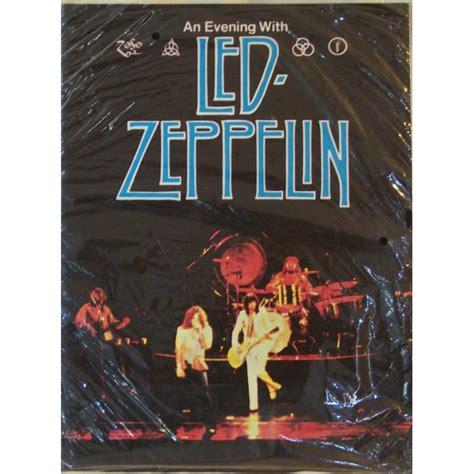 Led Zeppelin Usa Tour 1977 led zeppelin 1977 tour book