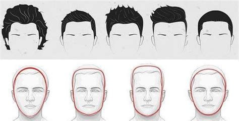 tips for oval shaped head how to choose the right haircut for your face shape