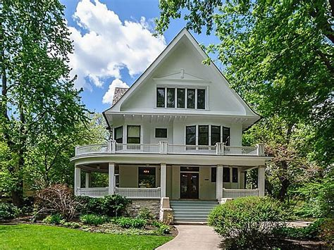 Cabins In Il by Two Historic Homes In Illinois For Sale