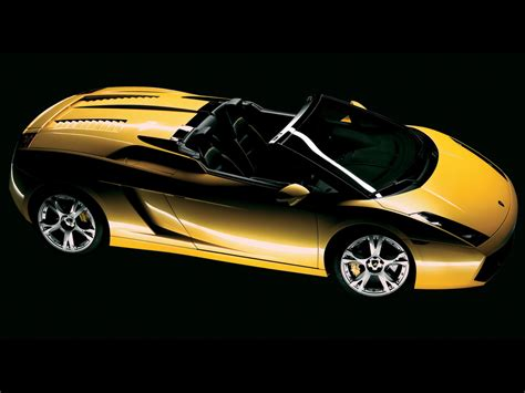spyder car lamborghini gallardo spyder cool car wallpapers