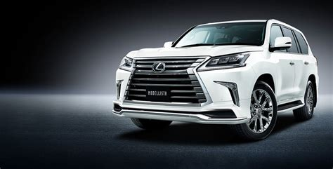 modellista   wide body kit    lexus lx