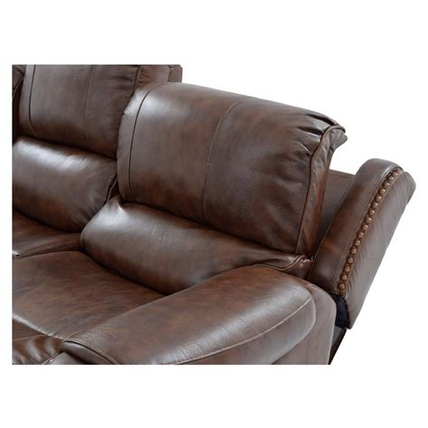 durham power motion leather sofa el dorado furniture