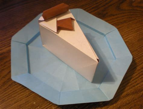 How To Make A Origami Cake - easy origami cupcake box comot