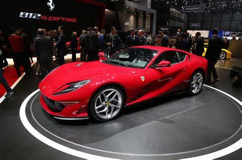 ferrari new model ferrari considering all new model for line up autocar