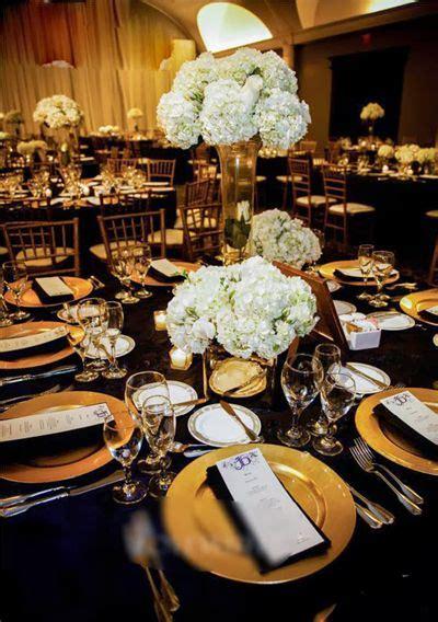 theme thursday gold black wedding gold weddings gold wedding decorations wedding