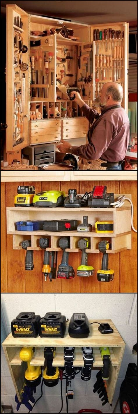 werkstatt ideen if you need clever ideas on how to organize and store the