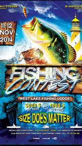 Fishing Tournament Flyer Template by Fishing Tournament Poster Fishing Tournament
