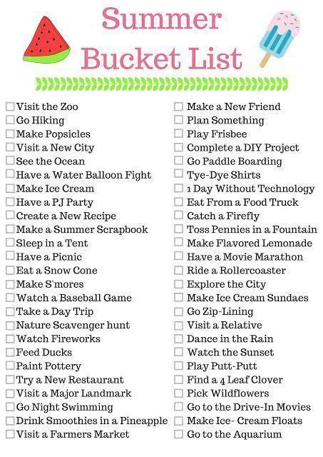 summer bucket list list for crazy teens apexwallpapers com 41 best crazy summer bucket list ideas images on pinterest
