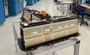 voitures hybrides et 233 lectriques les batteries sont