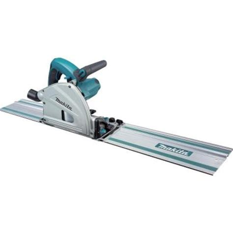 makita 12 6 1 2 in plunge circular saw with 55 in