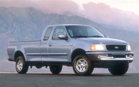 1997 Ford F150 Specification by 1997 Ford F 150 Capacity Specs View Manufacturer Details