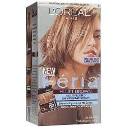 high lift color for hair l or 233 al feria hi lift browns hair color hi lift cool brown