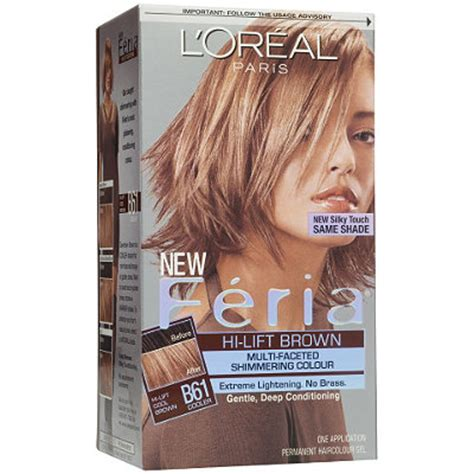 hi lift hair color l39oral feria hilift browns hair color hilift cool brown