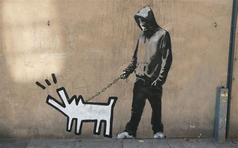 banksy graffiti wallpapers wallpaper cave