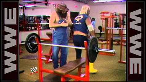 hulk hogan bench press image gallery hulk hogan training