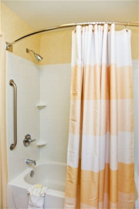 showers with curtains uses for shower curtains thriftyfun