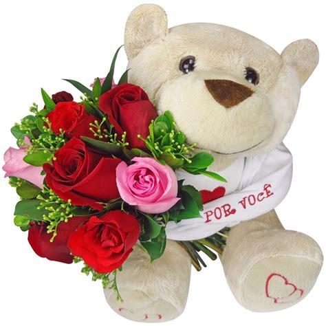 imagenes de rosas y peluches imagenes de rosas con peluches lindos imagenes de