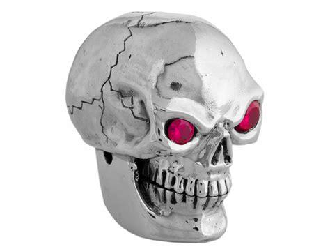 quot rod skull quot custom shifter knob steve soffa