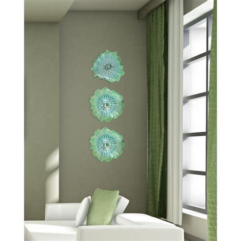 schrader modern glass art wall decor reviews allmodern