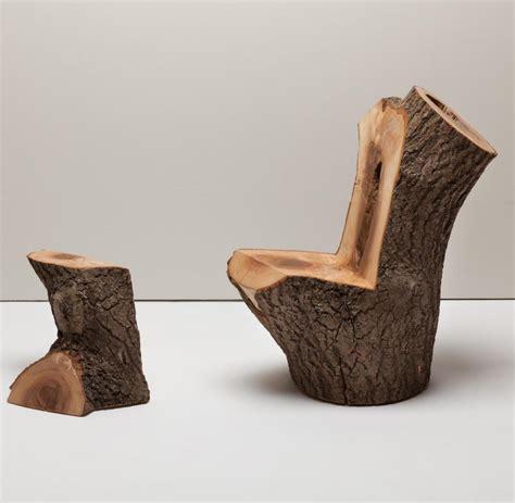 stuhl aus baumstamm stuhl aus baumstamm gallery of mit wasserwaage und stift