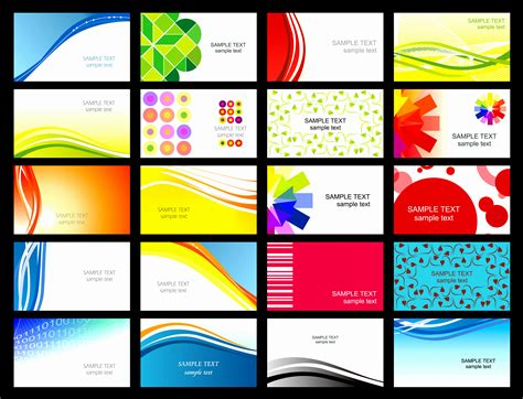microsoft business card templates how to make a business card with