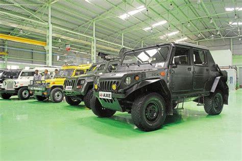 mahindra army vehicles mahindra s defence ambitions take flight livemint