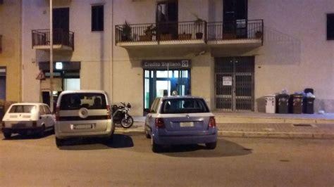 banco credito siciliano rapina al credito siciliano di alcamo alqamah