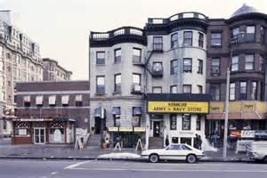 How Much Is 500 Square Feet tracing the changing face of kenmore square bu today