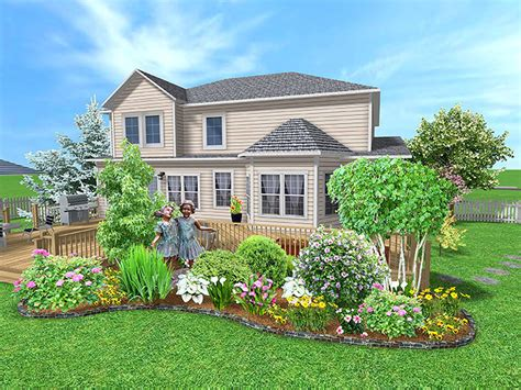 free home yard design software landina easy to simple landscaping ideas around house