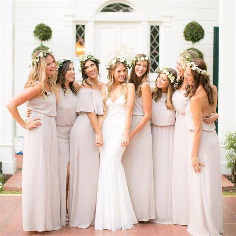 Crown Dress colored bridesmaids dresses show me your mumu