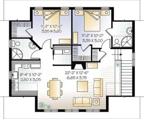 Upstairs Apartment Plans Guest Suite Garage Apartments And Garage On
