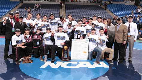 St Cloud State Mba Info Session by Shorthanded St Cloud State Seizes Title Ncaa Org The