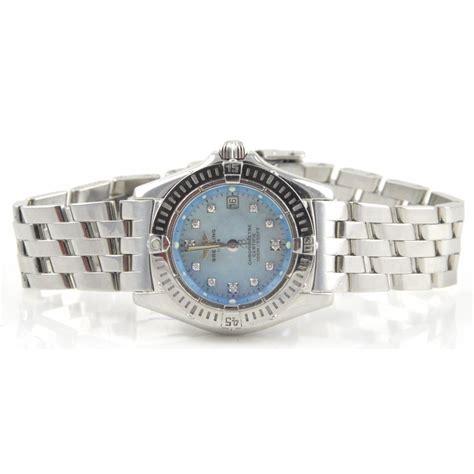 breitling watches womens diamonds