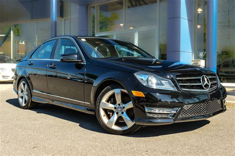 C350 Mercedes by Pre Owned 2014 Mercedes C350 4matic In Ottawa Used