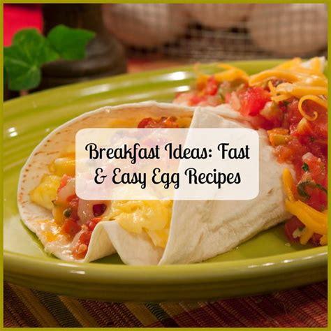 15 Easy Egg Recipes by Breakfast Ideas 16 Fast Easy Egg Recipes Mrfood