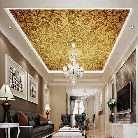 classic restaurant wallpaper wallpaper 3d classic luxury european design ceiling mural