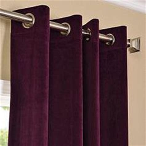 aubergine velvet curtains 1000 images about bedroom inspiration on pinterest