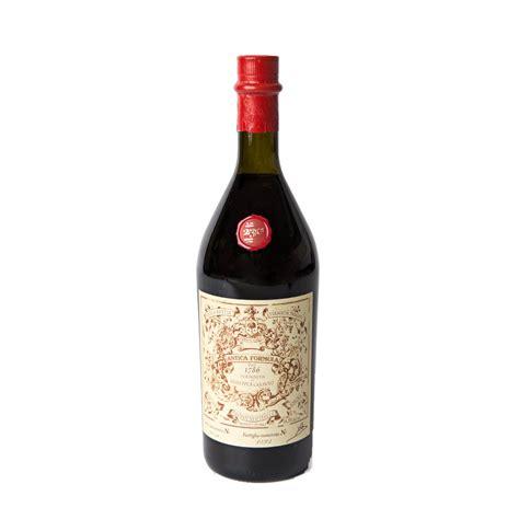 carpano vermouth carpano antica formula vermouth 1l elma wine liquor