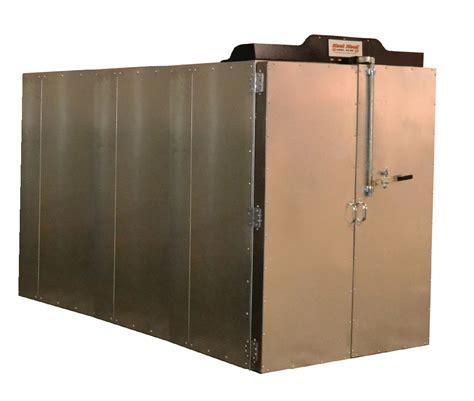 6x6x8 kool koat kure powder coat coating batch oven