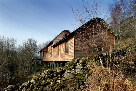 houses built on slopes how to build on a sloping site homebuilding renovating