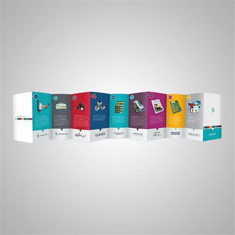 flyer design on behance brochure on behance