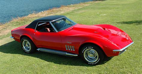 1992 Corvette Interior The Corvette Story 1969 Corvette