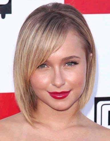 flattering bob hairstyles for square faces and women aged 40 hairstyles that flatter your face chin length bob for