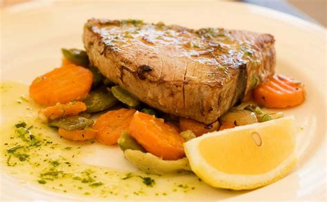 tuna steak recipe easy healthy supper with simple ingredients