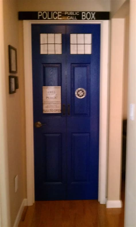 tardis bedroom door tardis bookcase photo tardis if i can t do a bookcase