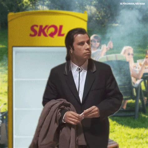 Meme John Travolta - marcas e memes e se travolta vier cobrar a conta