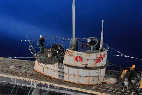 u boat type viic u 552 trumpeter 1 48 dkm u boat type viic u 552 tr06801