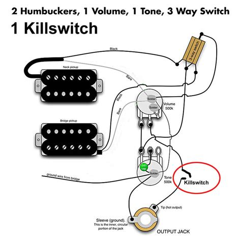 guitar wiring diagram kill switch wiring diagram 2018